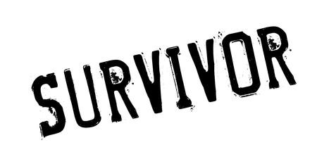 Overlevende rubberzegel