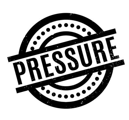 heavy: Pressure rubber stamp