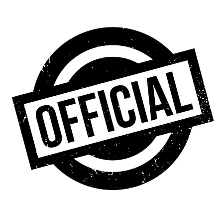Official rubber stamp Çizim