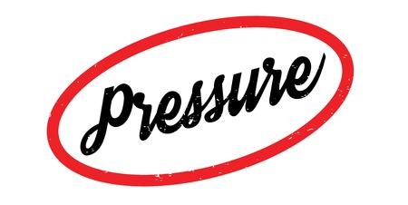 Tampon en caoutchouc pression Banque d'images - 84295169