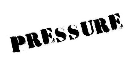 Tampon en caoutchouc pression Banque d'images - 84297461