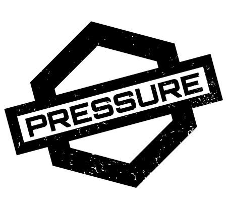 Tampon en caoutchouc pression Banque d'images - 84297475