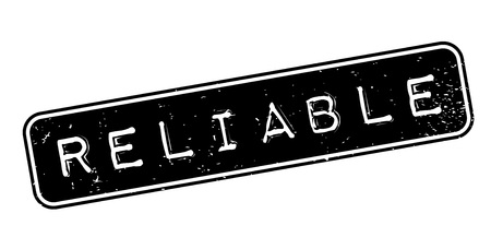 well behaved: Reliable rubber stamp