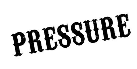 Tampon en caoutchouc pression Banque d'images - 84320519