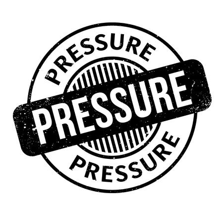Tampon en caoutchouc pression Banque d'images - 84320521