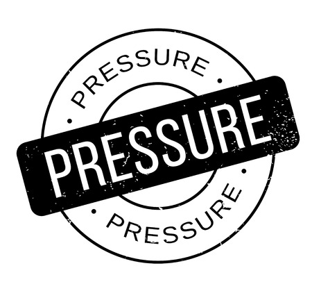 atmospheric pressure: Pressure rubber stamp
