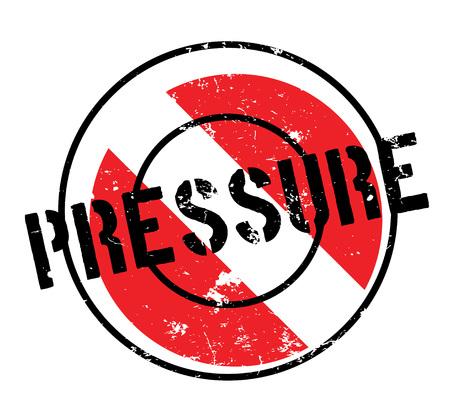 Pression tampon en caoutchouc Banque d'images - 84320594