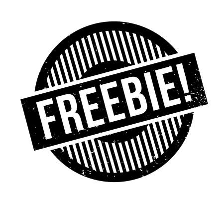 freebie: Freebie rubber stamp