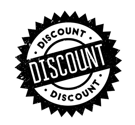 Discount rubber stamp