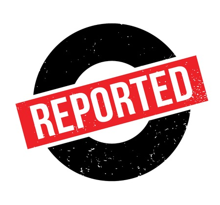 Reported rubber stamp