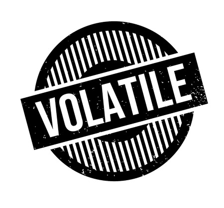 Volatile rubber stamp. Grunge design with dust scratches. Effects can be easily removed for a clean, crisp look. Color is easily changed. Ilustrace