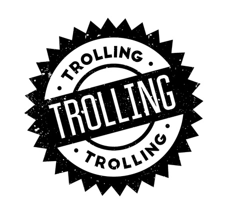 chat room: Trolling rubber stamp