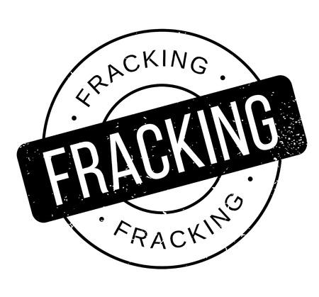 fracking: Fracking rubber stamp