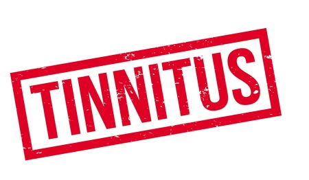 Tinnitus rubber stamp