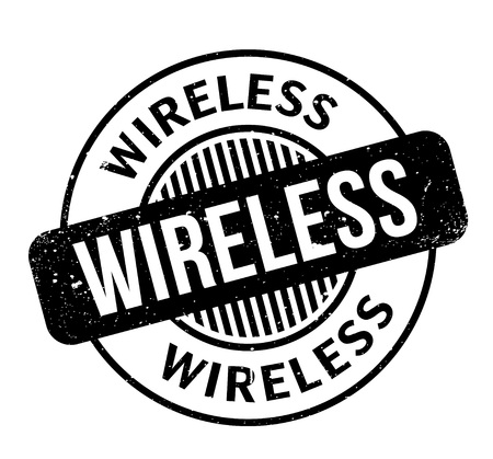 Wireless rubber stamp