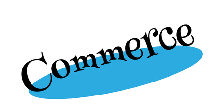 Commerce rubber stamp