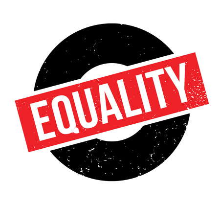 Equality rubber stamp