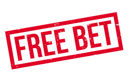 Free Bet rubber stamp
