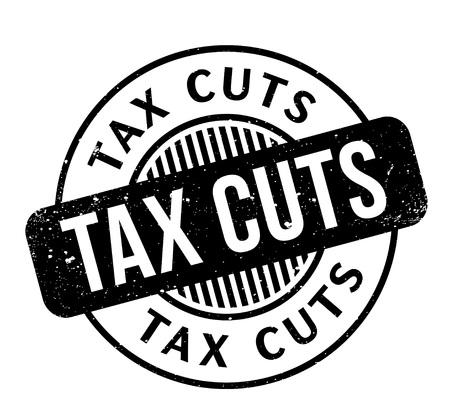 Tax Cuts rubber stamp