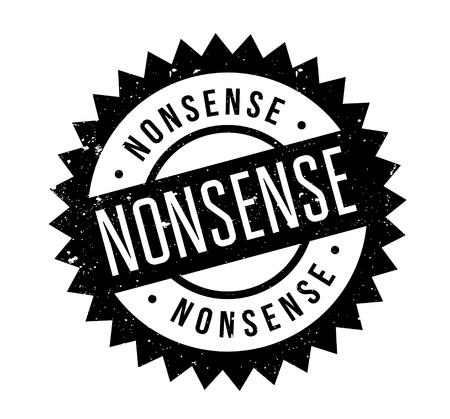 madness: Nonsense rubber stamp