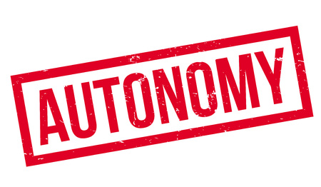 rationality: Autonomy rubber stamp