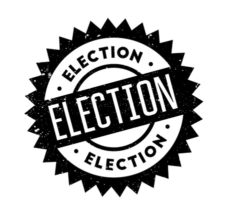 local election: Election rubber stamp