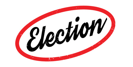 Election rubber stamp