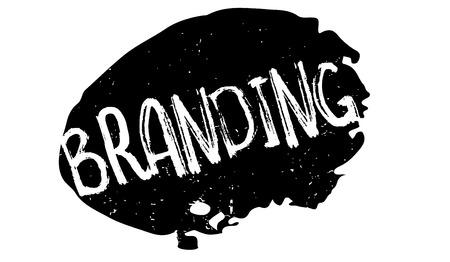 usp: Branding rubber stamp
