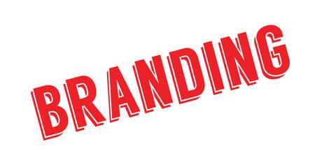 cash cow: Branding rubber stamp