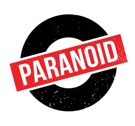 Paranoid rubber stamp