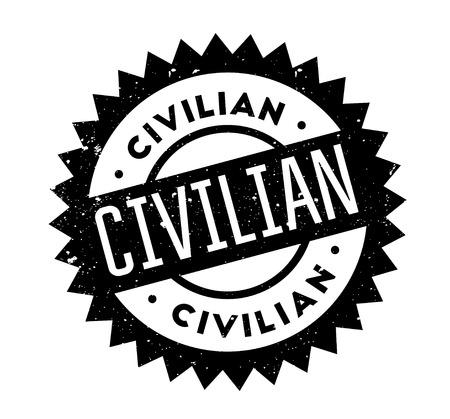 Civilian rubber stamp