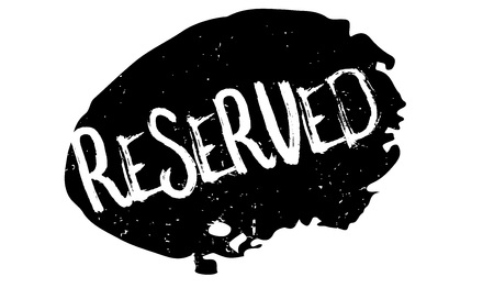 retained: Reserved rubber stamp