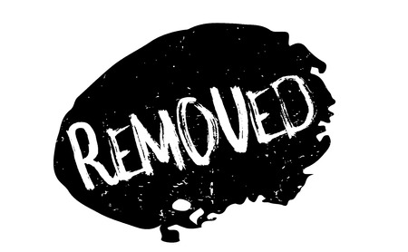 Removed rubber stamp Çizim