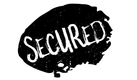 earned: Secured rubber stamp. Grunge design with dust scratches. Effects can be easily removed for a clean, crisp look. Color is easily changed. Illustration