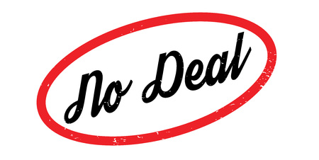 to compromise: No Deal rubber stamp