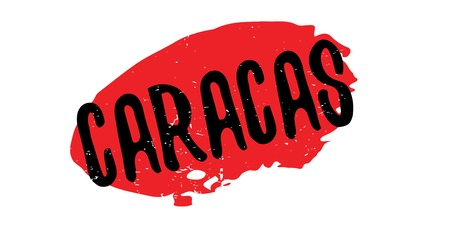 Caracas rubber stamp