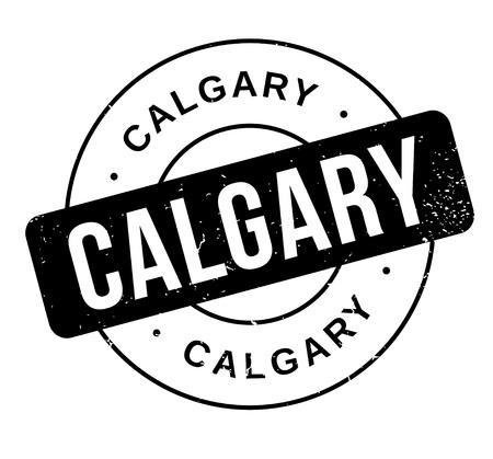 Calgary rubber stamp