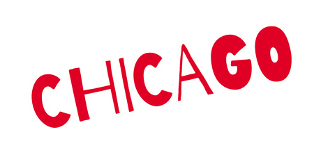 Chicago rubber stamp