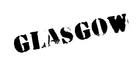 great: Glasgow rubber stamp