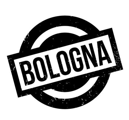 Bologna rubber stamp