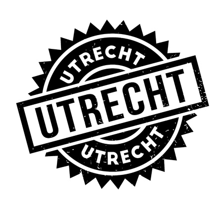 Utrecht rubber stamp.