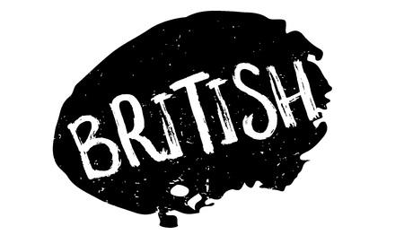 great: British rubber stamp