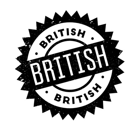British rubber stamp