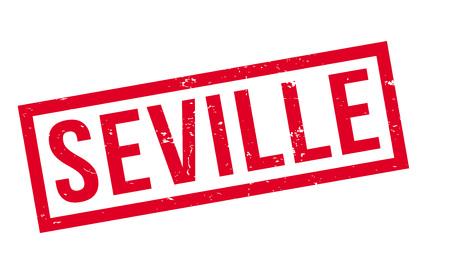 セビリアのラバースタンプ