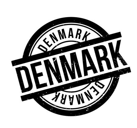 Denmark rubber stamp