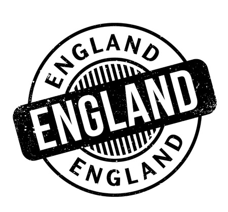 british culture: England rubber stamp