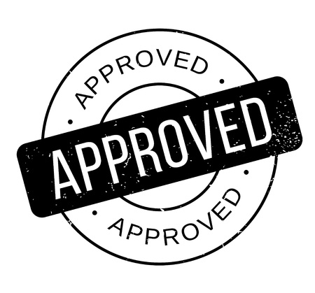 sanctioned: Approved rubber stamp