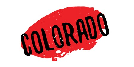 Colorado rubber stamp