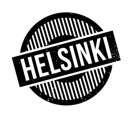 Helsinki rubber stamp