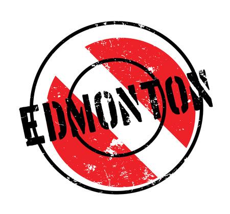 Edmonton rubber stamp